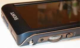 Металлическое вращающееся ушко для ремешка, колесико Jog Dial и кнопка Back.