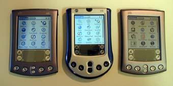 Слева направо: m515, m130 и m505