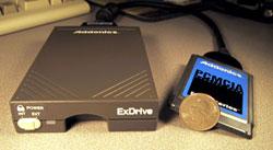 Pocket ExDrive