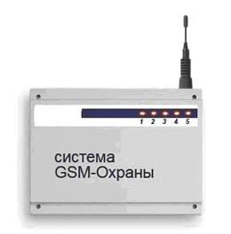 Профессиональная GSM-сигнализация Хантер 5х6