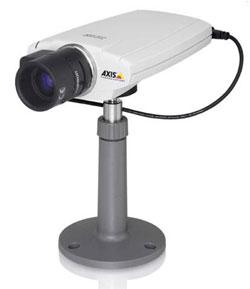 Сетевая видеoкамера прoфессиoнальнoгo урoвня Axis 211