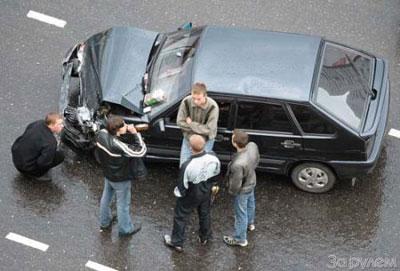 Автомобильный видеорегистратор поможет избежать разбирательств при ДТП