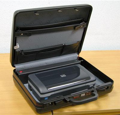 ОПТОКЕЙС с принтером HP Officejet H470