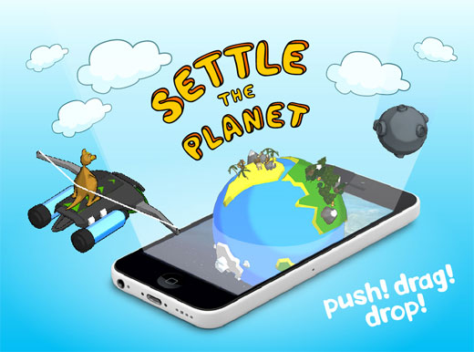 Settle The Planet для iPhone и iPad