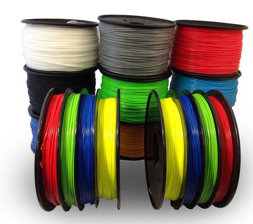 Материал для производства 3D-моделей — ABS пластик