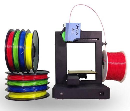 3D принтер WOW!Mini
