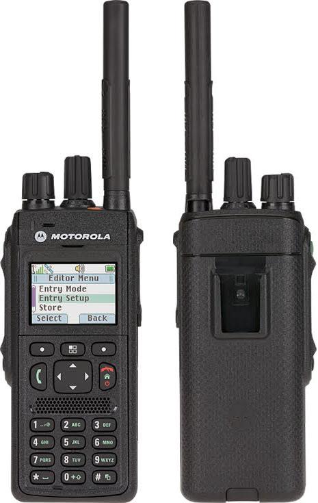 TETRA-радиостанция Motorola MTP3550