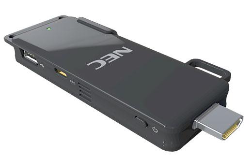 NEC MultiPresenter Stick MP10RX