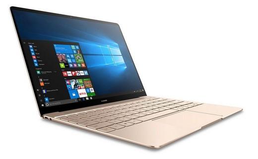 Летом в Российскую Федерацию приедут ноутбуки Huawei MateBook