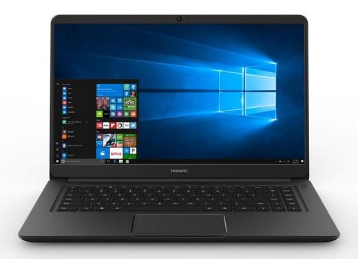 Huawei представила ноутбуки MateBook X, MateBook EиMateBook D