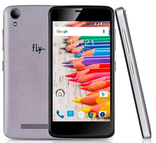 Fly Nimbus 15: компакт-смартфон