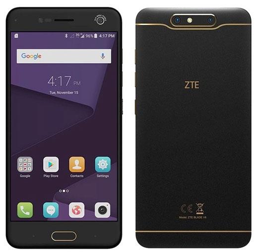 ZTE Blade V8 64 Gb black