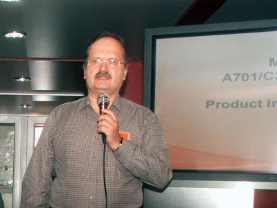 Виктор Лопатин, вице-президент «Вобис Компьютер»