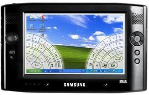 Ультрамобильный компьютер Samsung Q1
