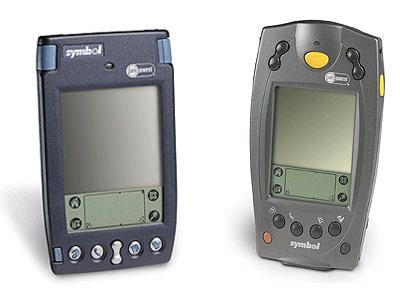 Symbol SPT1550 (слева) и SPT1800 (справа)